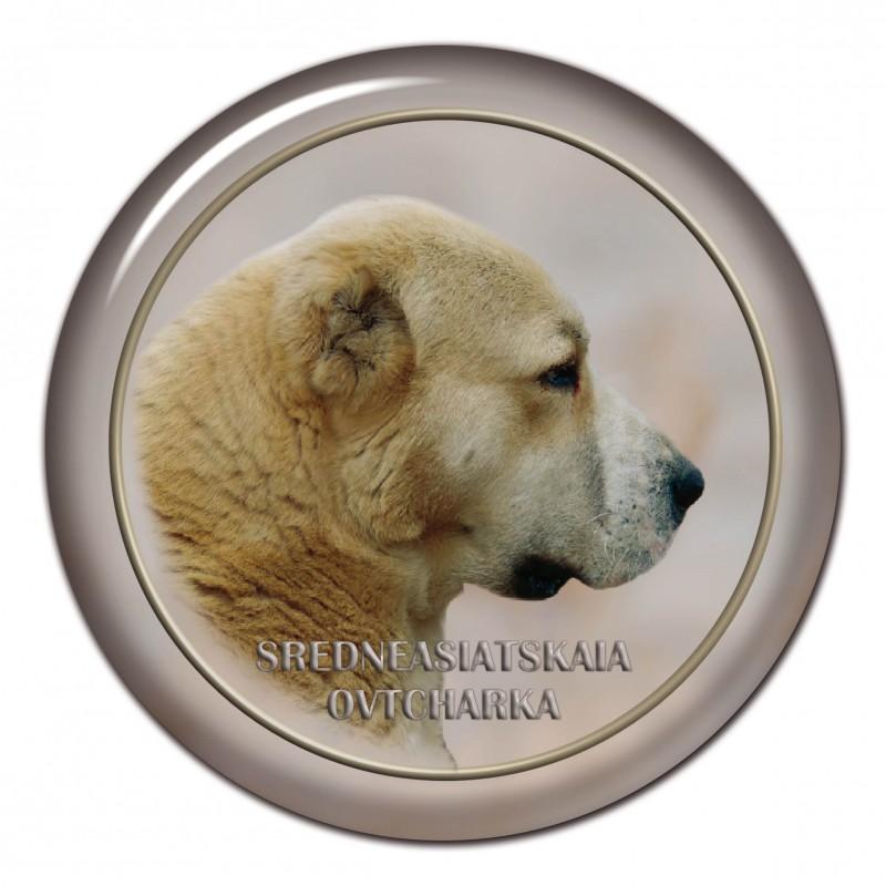 Mittelasiatischer Schäferhund